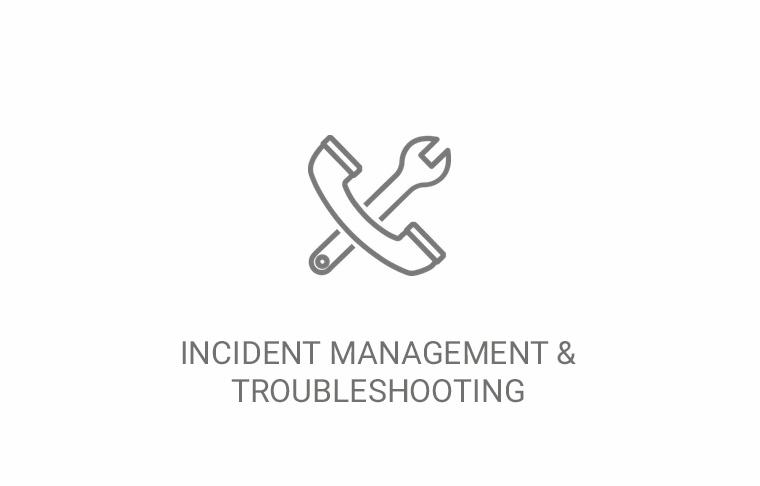 Incident Management & Troubleshooting